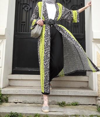 - Feride Kimono-Antrasit