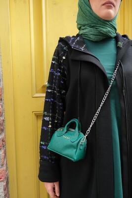 Esra Keküllüoğlu - Selanik Chanel Takım-Yeşil